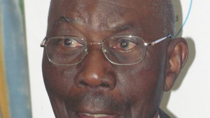 Pen Malawi honours Professor David Rubadiri
