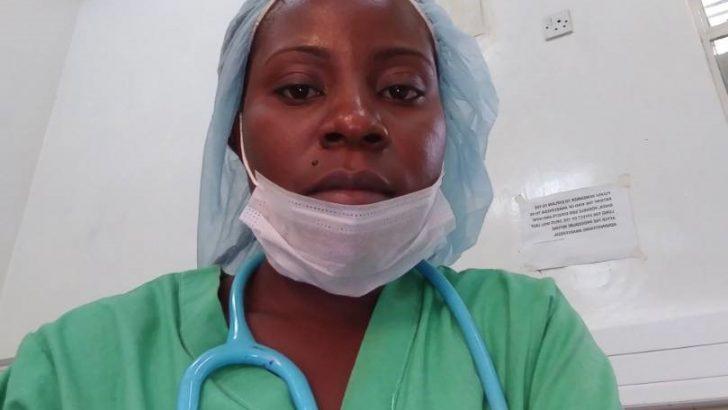 Singatiya Chikumbanje:  Malawi's only paediatric anaesthesiologist
