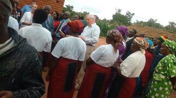 KU communities hail  K29bn DfID project