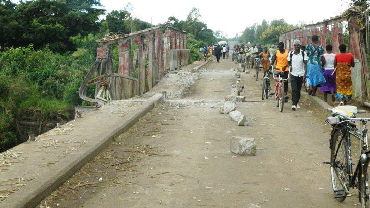 Thuchila Bridge closure worries users