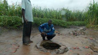 LL village in poor sanitation