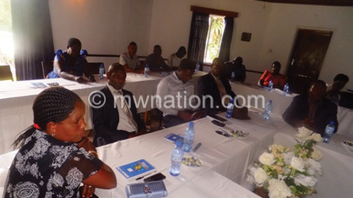 Zomba chiefs urged to support women in politics