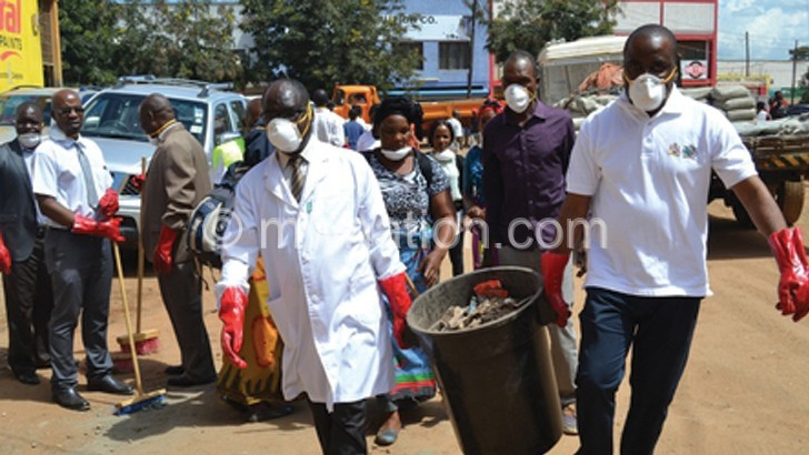 cleaning | The Nation Online