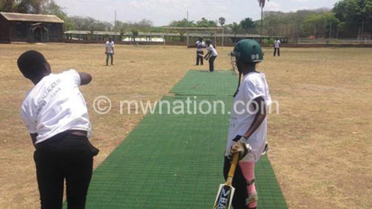 MCU drills Chitipa cricket coaches