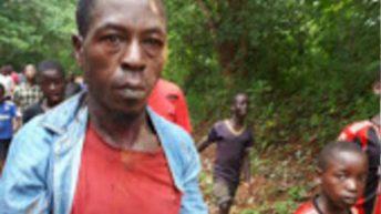 Community arrest, mob defilement suspect