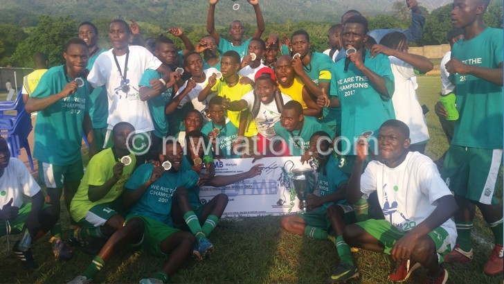 FMB U-20 to extend to 2 more districts