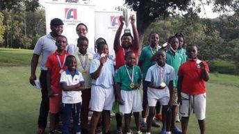 RHA wins ACL Interschools Golf qualifiers