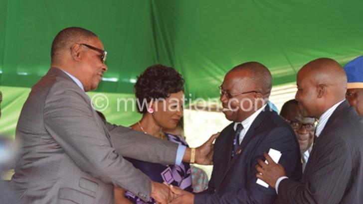 Jumbe, Uladi join DPP