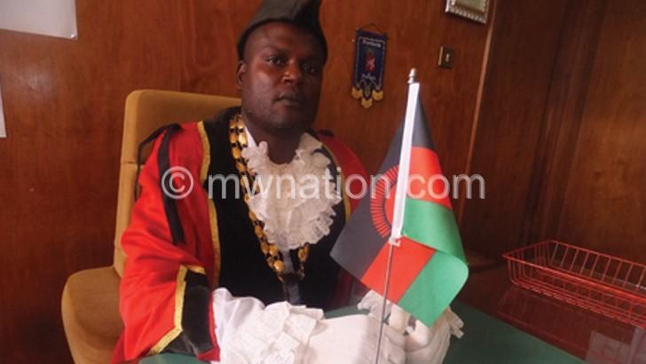 Zomba City elects new mayor