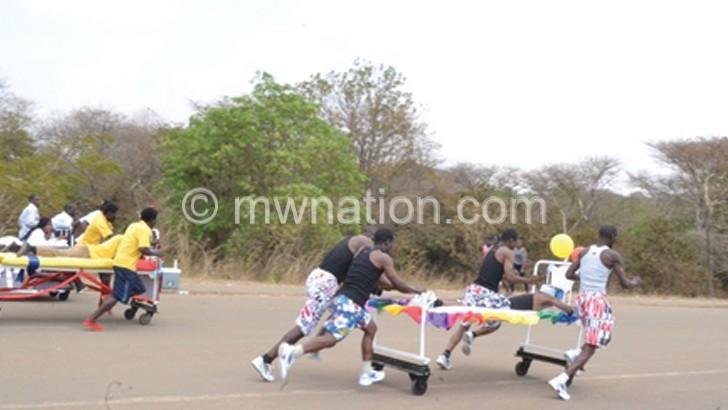 Rotary Fun Run in aid of KCH on tomorrow