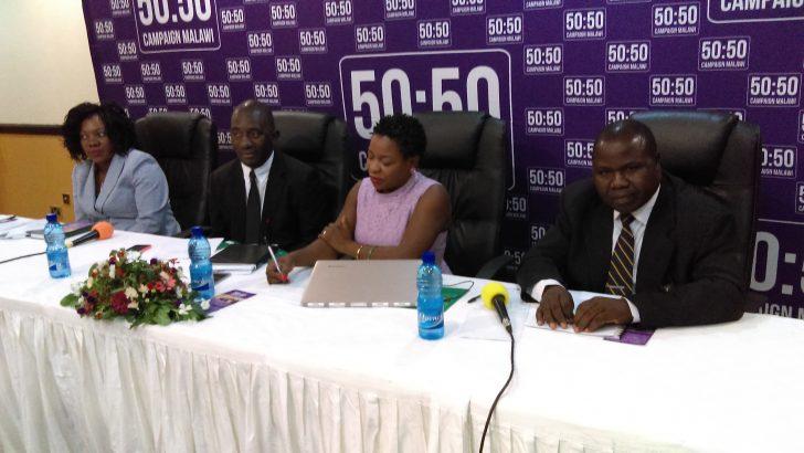 50:50 to refund female candidates