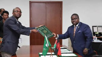 Malawi signs African Cultural Renaissance Charter