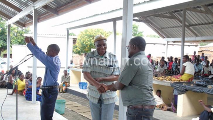 Ntcheu gets K366m  market structures