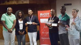Yusuf, Kamphulusa win Cedar Place Golf