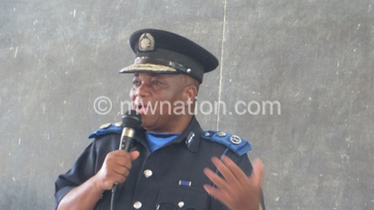 'Vandalism of police infrastructure affects security'