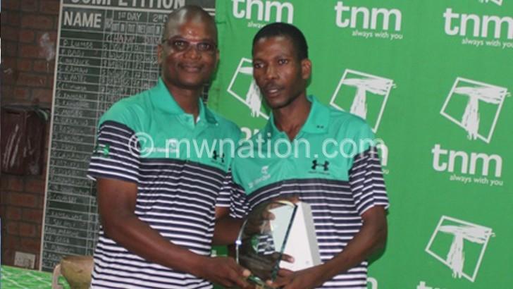 Chisambo wins TNM Malawi Open