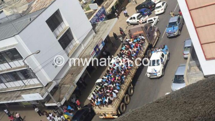 DPP demonstration 3 | The Nation Online