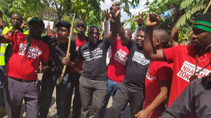 CSOs give APM 15 days to fire Goodall