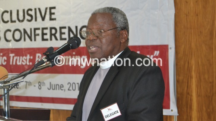 Felix Chingota   The Nation Online