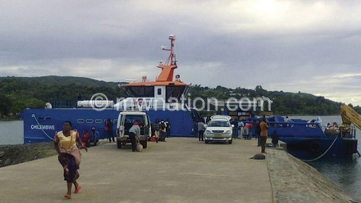 New Nkhata Bay Jetty sparks controversy