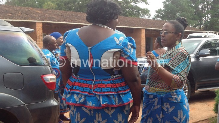 No room for Chilima, says DPP