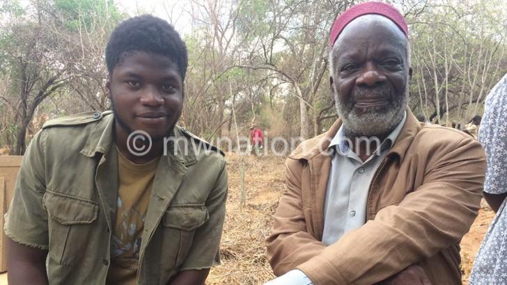 Malawi's hollywood set
