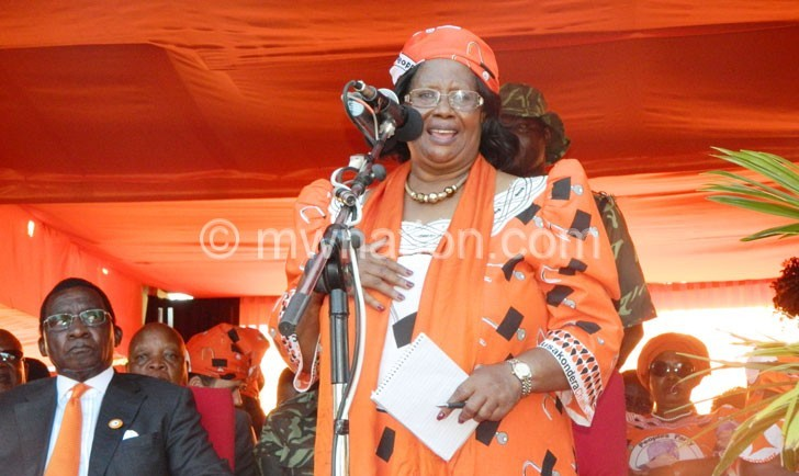 Joyce Banda 1 | The Nation Online