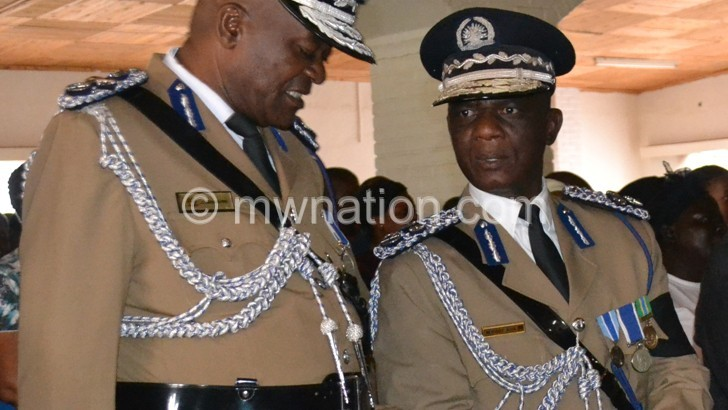Police shake-up  Stirs confusion