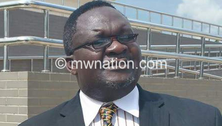 LUCIUS BANDA 1 | The Nation Online