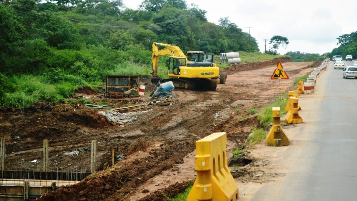 Funding suspense on APM road projects