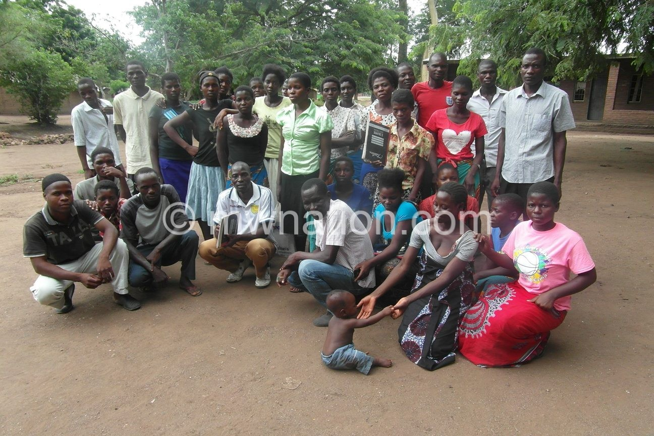 Lombe youth club | The Nation Online