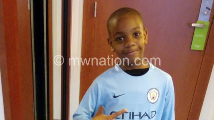 Man City kid | The Nation Online