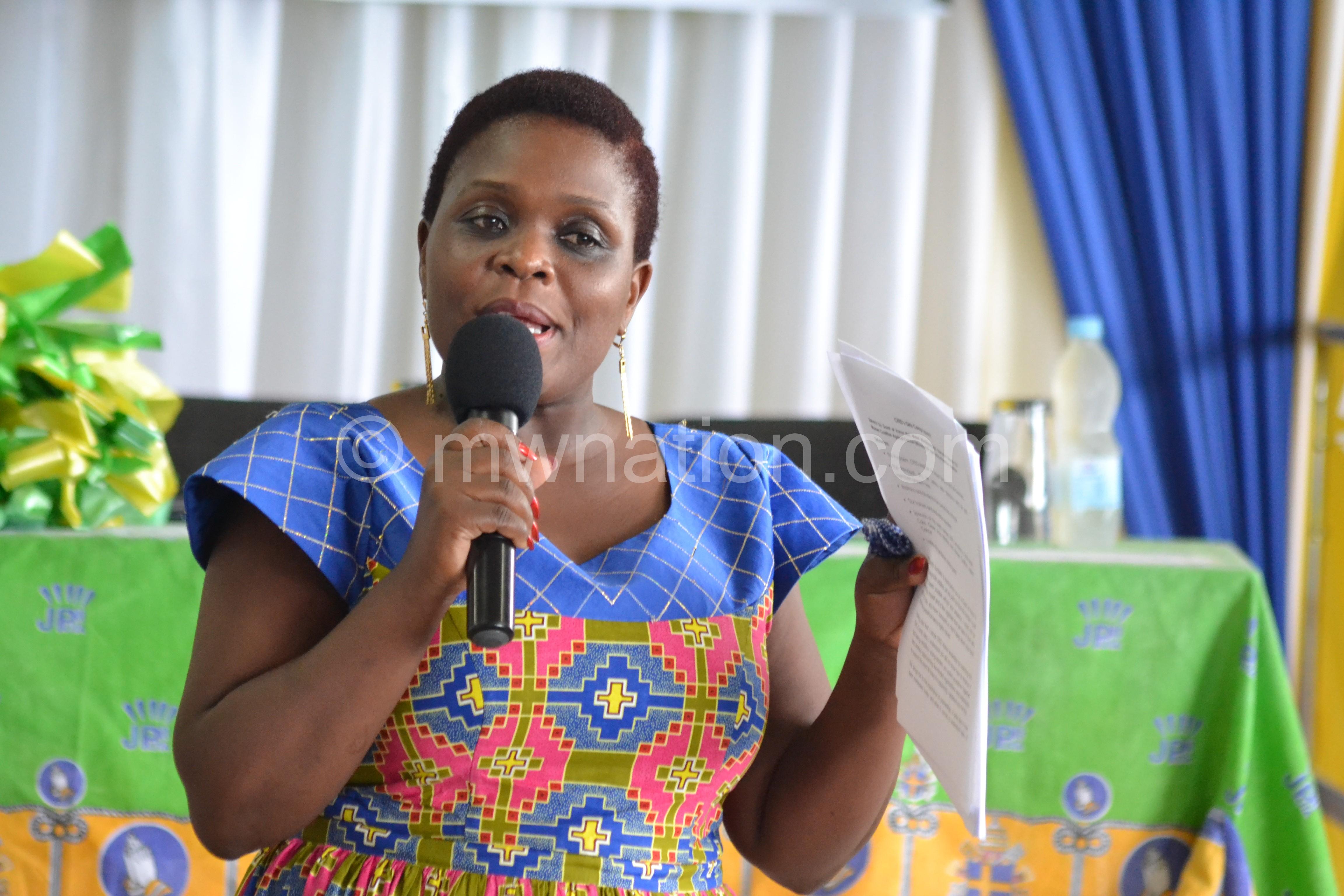 Maud Mwakasungula | The Nation Online