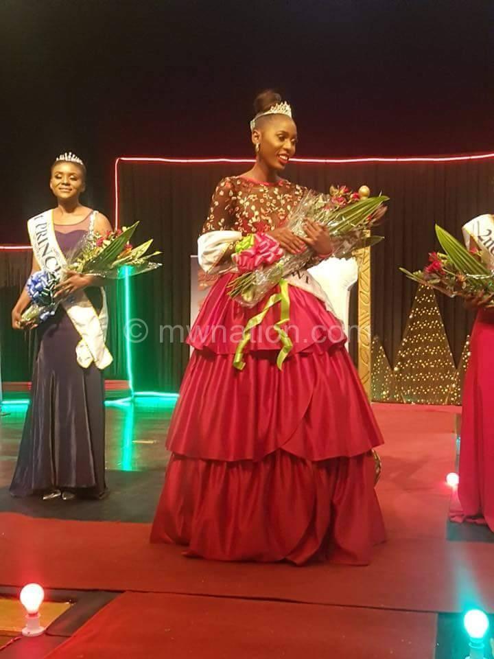 Miss Malawi Tionge Munthali | The Nation Online