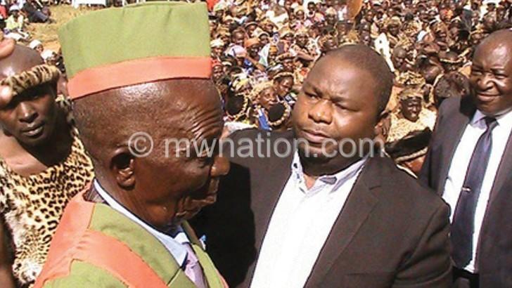 Prepare for smooth succession, Mzimba chiefs told