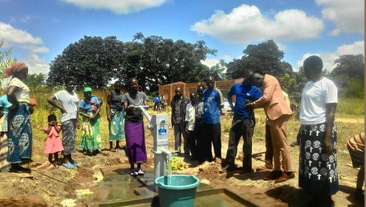 Nazarene ministry drills boreholes in Kasungu