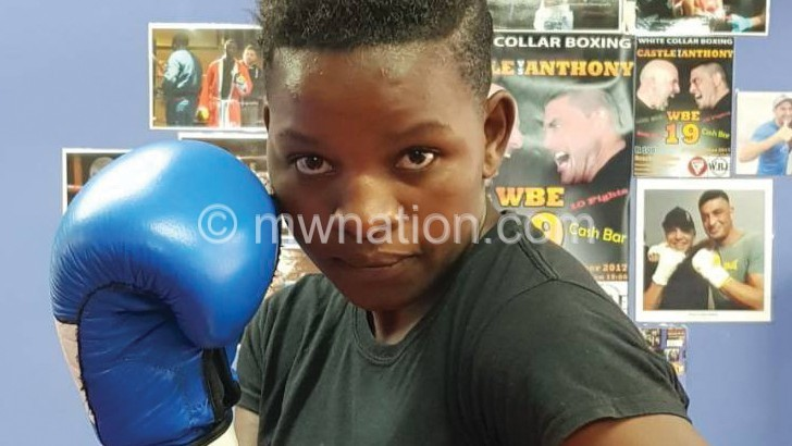 Chisale vows to knock out TZ opponent