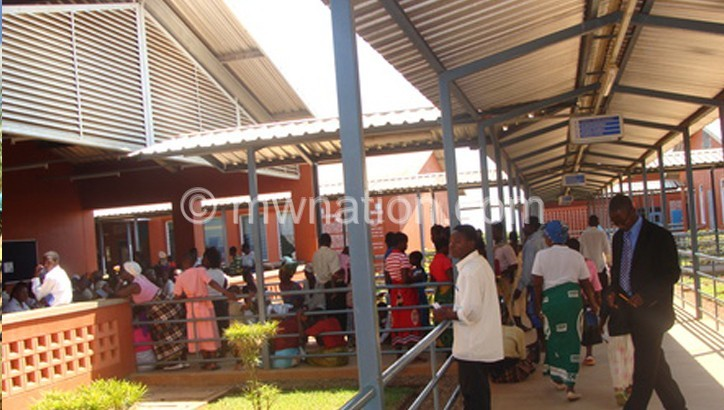 THYOLO HOSPITAL | The Nation Online