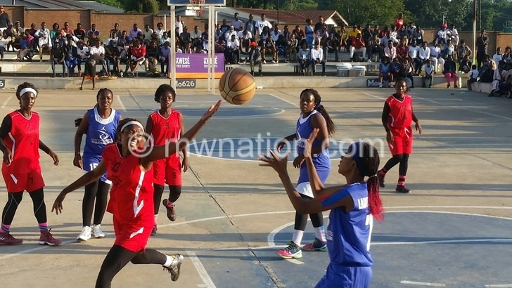 basketball   The Nation Online