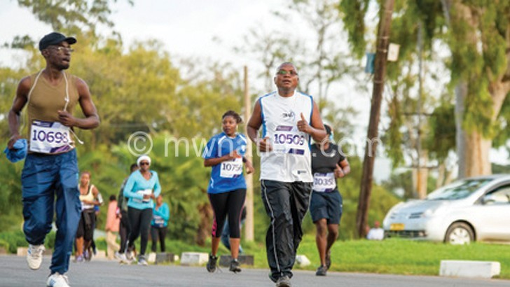 Be More Race City Race goes to Mzuzu