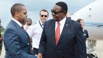 Madzi achita thope ku DPP