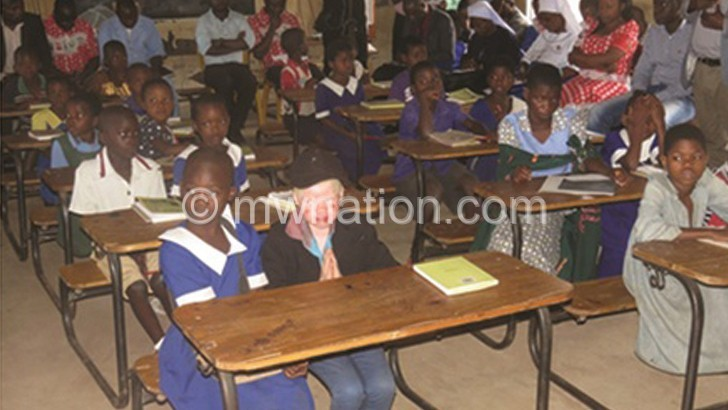 Phalombe shines in inclusive education