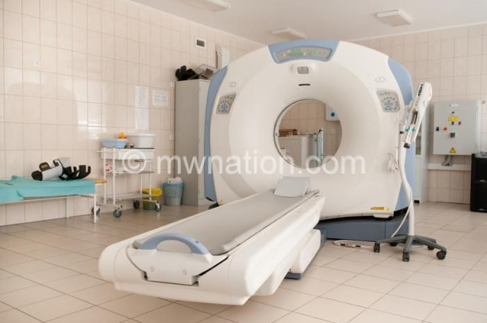 ct scanner | The Nation Online