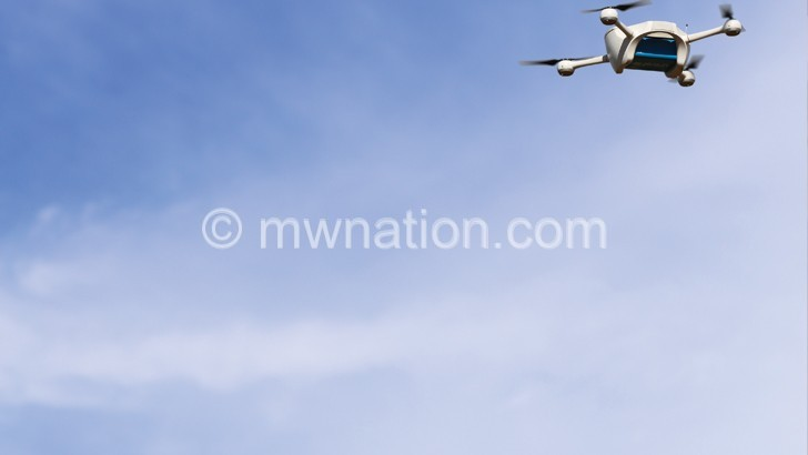 drone   The Nation Online