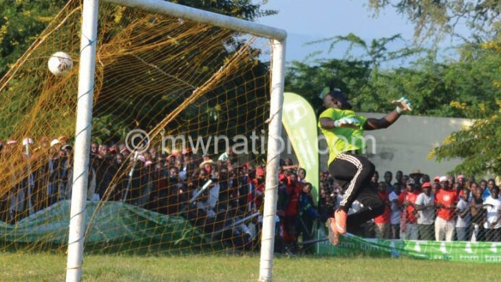 goal | The Nation Online