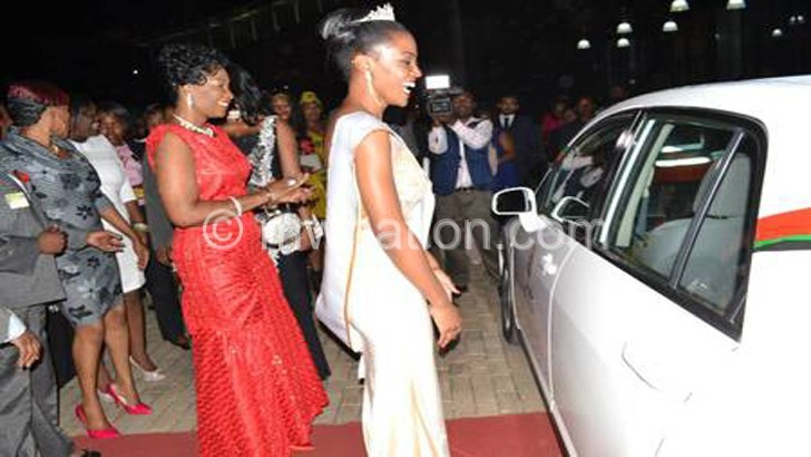 miss malawi   The Nation Online
