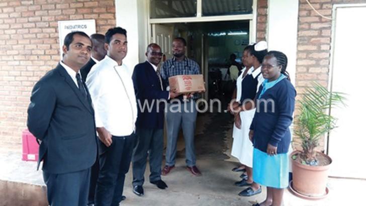Bed shortage hits Mzuzu Central Hospital
