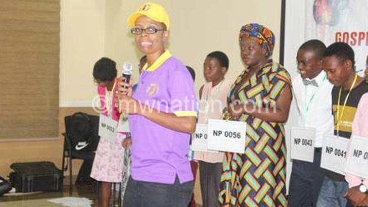 Rudo salutes Nyaradzai talent search