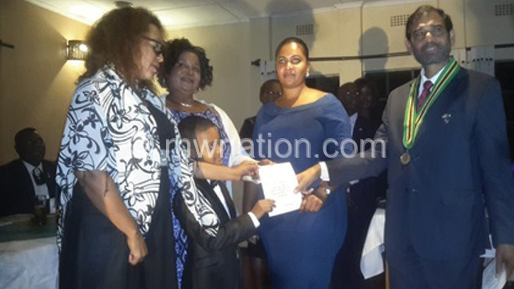 Bwaila Rotary Club inducts new members