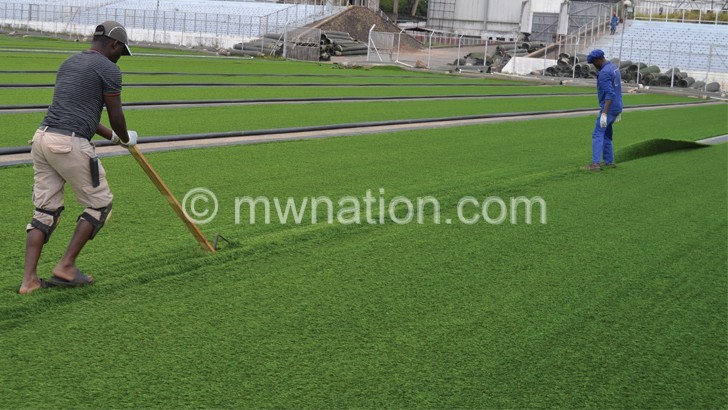 'Old turf was neglected'